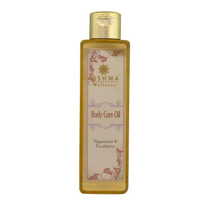 BODY CARE OIL WITH OLIVE, PEPPERMINT AND EUCALYPTUS