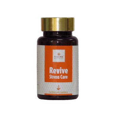 REVIVE STRESS CARE CAPSULE (STRESS MANAGEMENT)