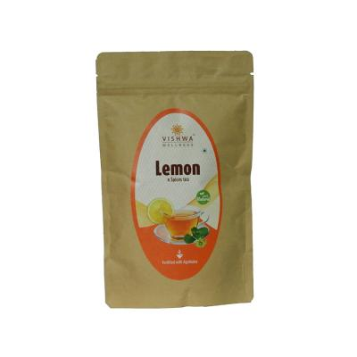 Lemon n Spices tea