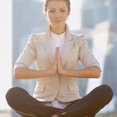 Corporate Wellness Retreat